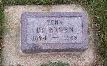DEBRUYN, TENA - Sioux County, Iowa | TENA DEBRUYN