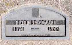 DEGRAAFF, PETER - Sioux County, Iowa | PETER DEGRAAFF