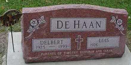 DEHAAN, DELBERT - Sioux County, Iowa | DELBERT DEHAAN