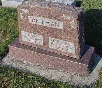 DEHAAN, FRANK - Sioux County, Iowa | FRANK DEHAAN