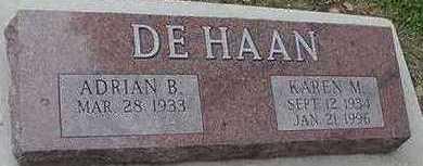 DEHAAN, KAREN M. - Sioux County, Iowa | KAREN M. DEHAAN
