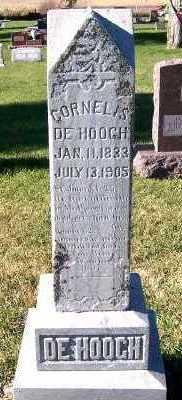 DEHOOGH, CORNELIS - Sioux County, Iowa | CORNELIS DEHOOGH