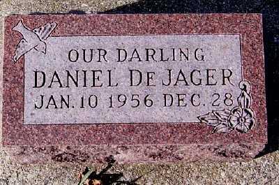 DEJAGER, DANIEL - Sioux County, Iowa | DANIEL DEJAGER