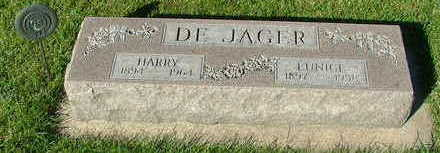 DEJAGER, EUNICE (MRS. HARRY) - Sioux County, Iowa | EUNICE (MRS. HARRY) DEJAGER