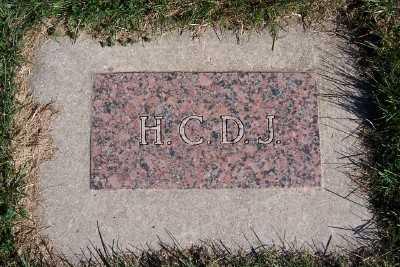 DEJAGER, H. C. - Sioux County, Iowa   H. C. DEJAGER