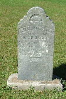 DEJAGER, PIETER WILTE - Sioux County, Iowa   PIETER WILTE DEJAGER