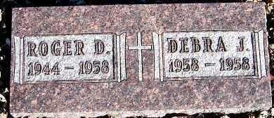 DEJONG, DEBRA J. - Sioux County, Iowa | DEBRA J. DEJONG