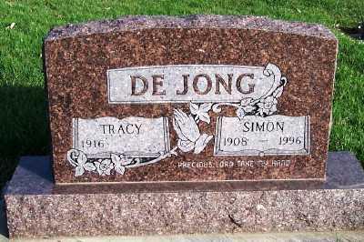 DEJONG, SIMON - Sioux County, Iowa | SIMON DEJONG