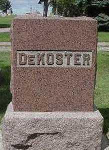 DEKOSTER, HEADSTONE - Sioux County, Iowa | HEADSTONE DEKOSTER