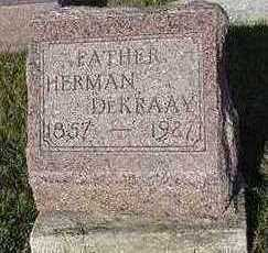DEKRAAY, HERMAN - Sioux County, Iowa | HERMAN DEKRAAY