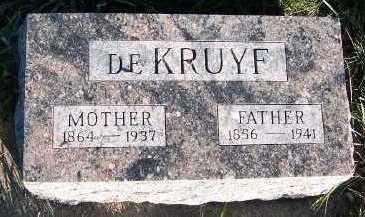 DEKRUYF, FATHER - Sioux County, Iowa | FATHER DEKRUYF