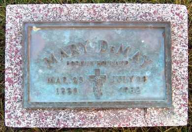 DEMAY, MARY (1880-1932) - Sioux County, Iowa | MARY (1880-1932) DEMAY