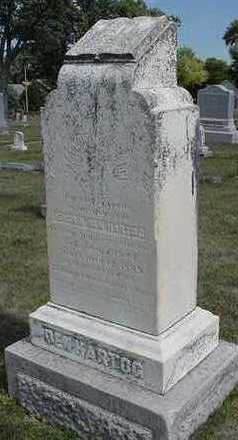 VANDERPOEL DENHARTOG, ARENTJE (MRS. HENDRIK) - Sioux County, Iowa | ARENTJE (MRS. HENDRIK) VANDERPOEL DENHARTOG