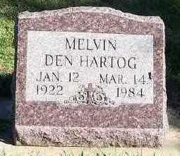 DENHARTOG, MELVIN - Sioux County, Iowa   MELVIN DENHARTOG