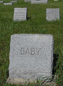 DENHERDER, BABY - Sioux County, Iowa | BABY DENHERDER