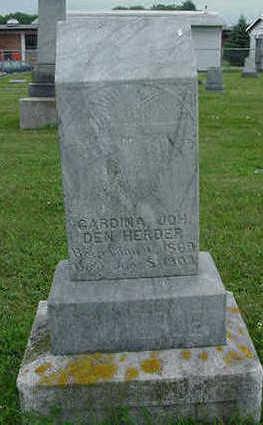DENHERDER, GARDENA - Sioux County, Iowa | GARDENA DENHERDER