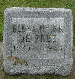 HYINK DEPREE, ELENA - Sioux County, Iowa | ELENA HYINK DEPREE