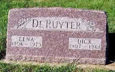 DERUYTER, LENA - Sioux County, Iowa | LENA DERUYTER