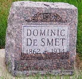 DESMET, DOMINIC - Sioux County, Iowa | DOMINIC DESMET