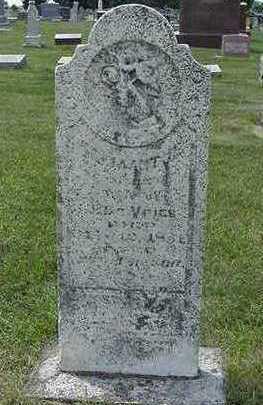 DEVRIES, (ILLEGIBLE) - Sioux County, Iowa | (ILLEGIBLE) DEVRIES