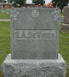 DEVRIES, G. A. - Sioux County, Iowa   G. A. DEVRIES