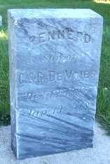 DEVRIES, RENNERD - Sioux County, Iowa | RENNERD DEVRIES