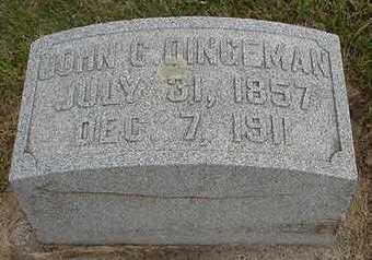 DINGEMAN, JOHN G. - Sioux County, Iowa | JOHN G. DINGEMAN