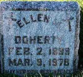 DOHERTY, ELLEN M. - Sioux County, Iowa   ELLEN M. DOHERTY