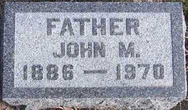 DOHERTY, JOHN M. - Sioux County, Iowa | JOHN M. DOHERTY