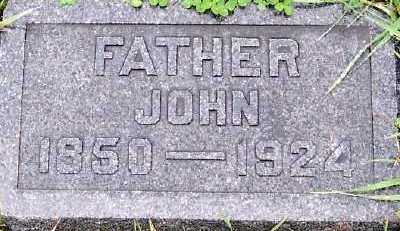 DOHERTY, JOHN - Sioux County, Iowa | JOHN DOHERTY