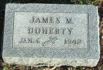 DOHERTY, JAMES M. - Sioux County, Iowa | JAMES M. DOHERTY