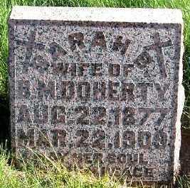DOHERTY, SARAH B. - Sioux County, Iowa | SARAH B. DOHERTY