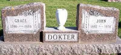 DOKTER, GRACE - Sioux County, Iowa   GRACE DOKTER