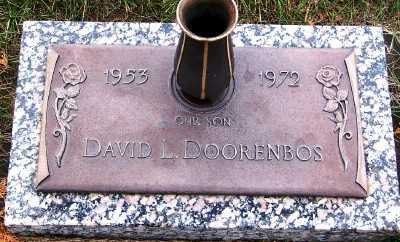 DOORENBOS, DAVID L. - Sioux County, Iowa | DAVID L. DOORENBOS
