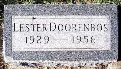 DOORENBOS, LESTER - Sioux County, Iowa | LESTER DOORENBOS