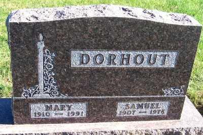 DORHOUT, MARY - Sioux County, Iowa | MARY DORHOUT