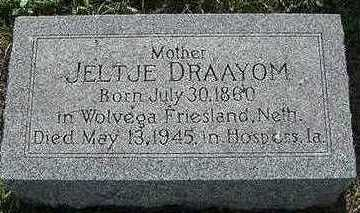 DRAAYOM, JELTJE - Sioux County, Iowa | JELTJE DRAAYOM