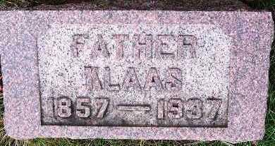 DRENTH, KLAAS - Sioux County, Iowa | KLAAS DRENTH