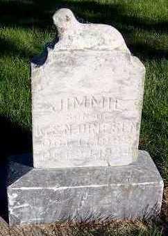 DRIESEN, JIMMIE - Sioux County, Iowa   JIMMIE DRIESEN
