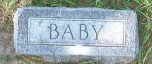 DROST, BABY - Sioux County, Iowa   BABY DROST