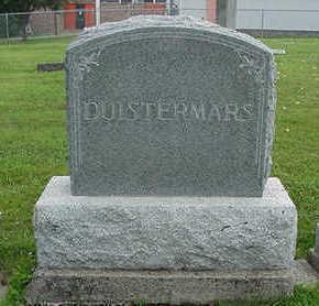 DUISTERMARS, HEADSTONE - Sioux County, Iowa | HEADSTONE DUISTERMARS