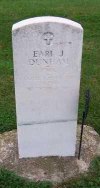 DUNHAM, EARL J. - Sioux County, Iowa | EARL J. DUNHAM