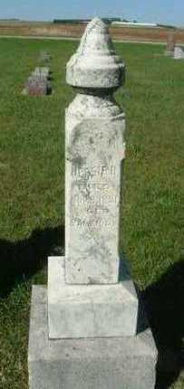 DUVEN, JESSIE H. - Sioux County, Iowa | JESSIE H. DUVEN