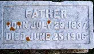 DYKSTRA, FATHER - Sioux County, Iowa   FATHER DYKSTRA