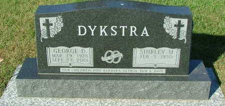 DYKSTRA, GEORGE DENNNIS - Sioux County, Iowa | GEORGE DENNNIS DYKSTRA