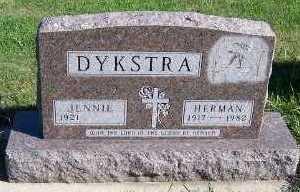 DYKSTRA, HERMAN - Sioux County, Iowa   HERMAN DYKSTRA