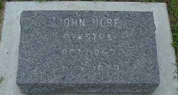 DYKSTRA, JOHN ULBE - Sioux County, Iowa | JOHN ULBE DYKSTRA