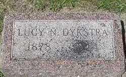 DYKSTRA, LUCY N. - Sioux County, Iowa | LUCY N. DYKSTRA