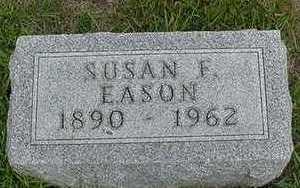 EASON, SUSAN F. - Sioux County, Iowa | SUSAN F. EASON