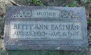 EASTMAN, BETTY ANN - Sioux County, Iowa | BETTY ANN EASTMAN
